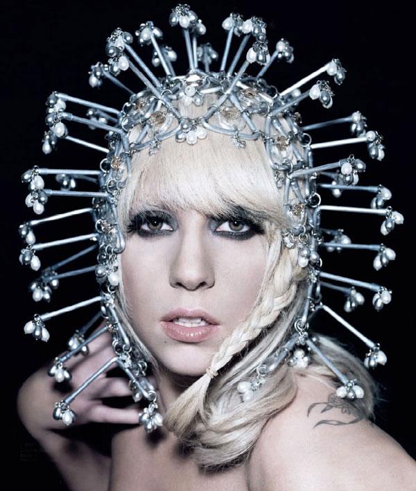 Леди Гага 1