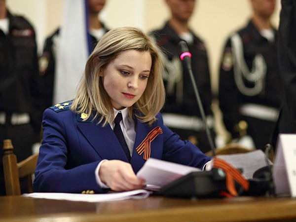Наталья Поклонская 3