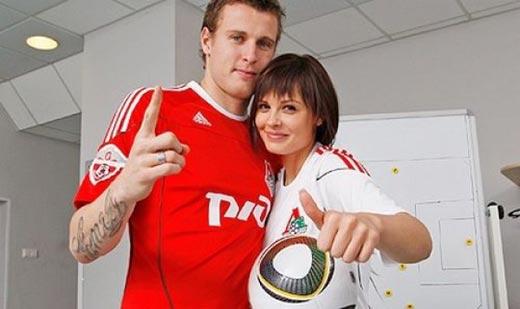 Мария Горбань и Ян Дюрица 1
