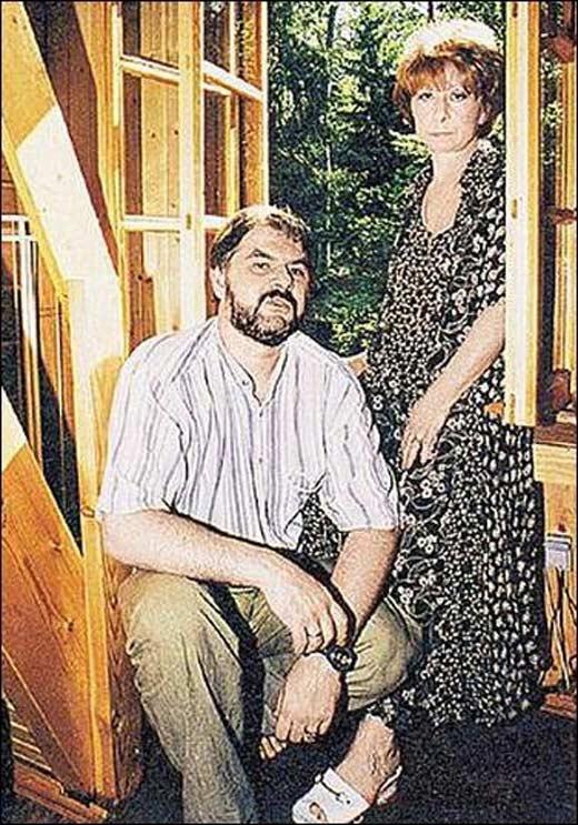 Лия Ахеджакова и Владимир Персиянинов