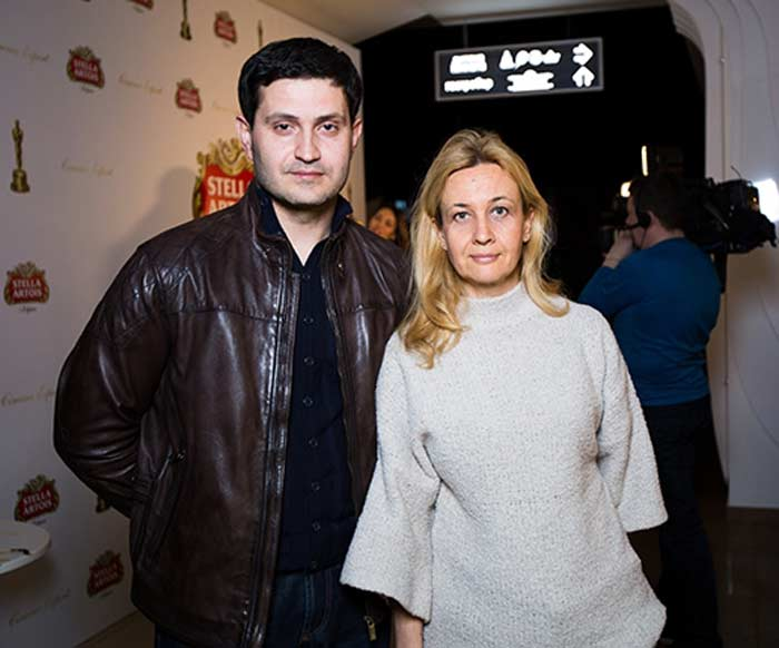 Ахтем Сейтаблаев и Иванна Дядюра
