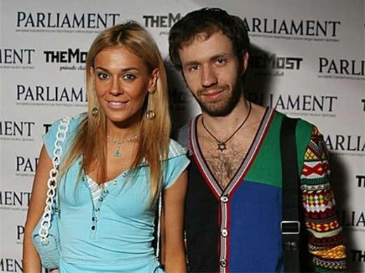 Алёна Водонаева и Арсений Шаров