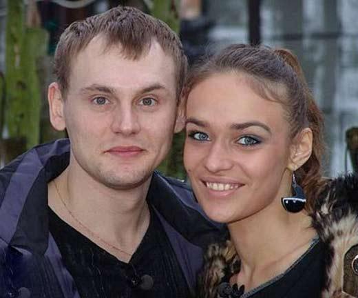 Алёна Водонаева и Степан Меньщиков