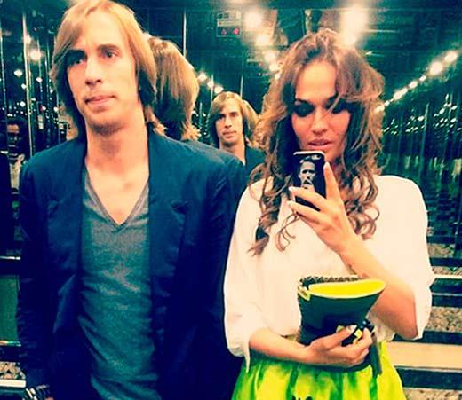Алёна Водонаева и Юрий Анде