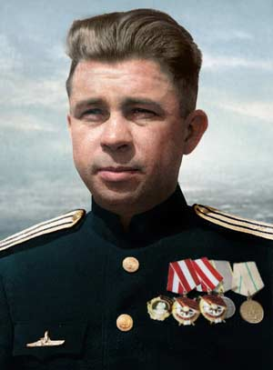 Александр Маринеско