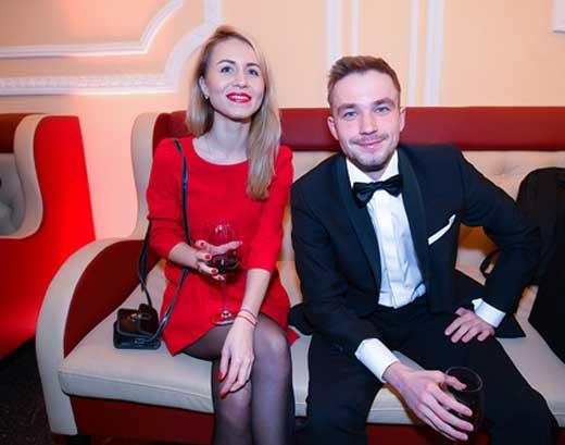 Александр Петров и Дарья Емельянова 2