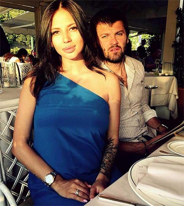 Александр Радулов и Дарья Дмитриева 2