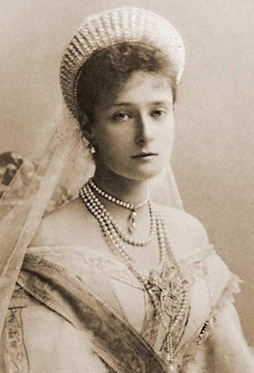 Александра Фёдоровна 2