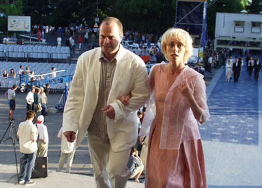 Алексей Кортнев и Юлия Рутберг