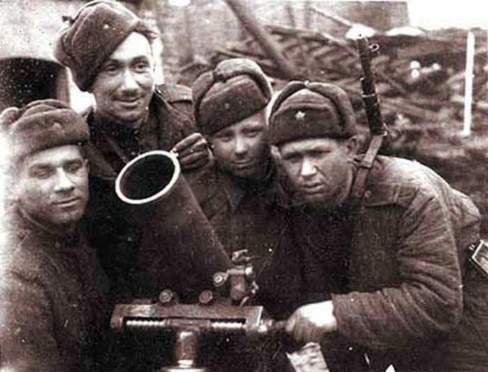 Алексей Смирнов на фронте 3