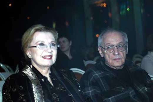 Алла Демидова и Владимир Валуцкий 3