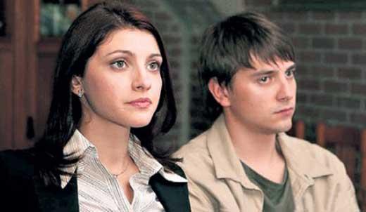 Анастасия Макеева и Петр Кислов