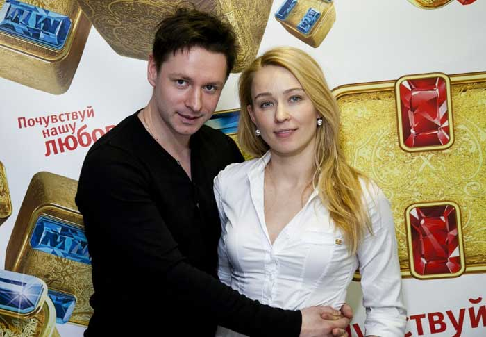 Анастасия Панина и Владимир Жеребцов 2
