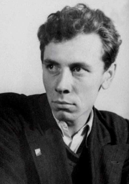 Анатолий Папанов в молодости