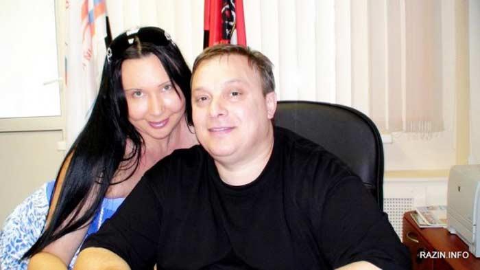 Андрей Разин и Наталья Грозовская 2