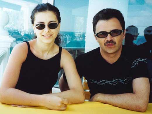 Ани Лорак и Юрий Фалеса 1