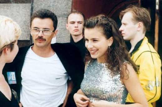 Ани Лорак и Юрий Фалеса 2