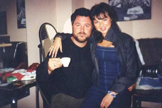 Анна Банщикова и Максим Леонидов 2