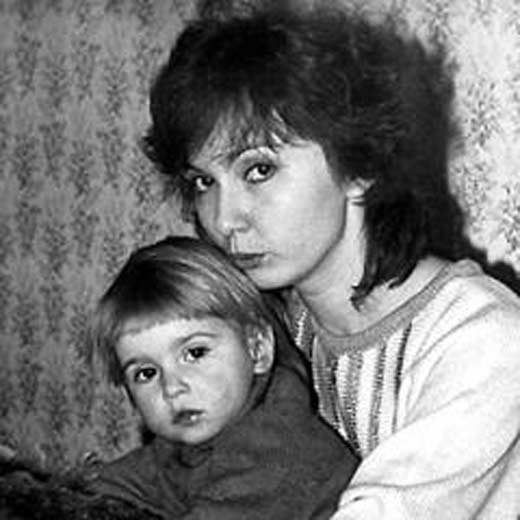 Анна Голубева первая жена Константина Кинчева