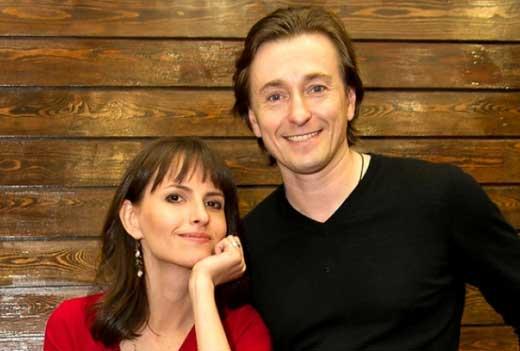 Анна Матисон и Сергей Безруков 2