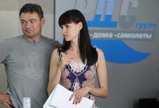 Анна Матисон и Юрий Дорохин 2