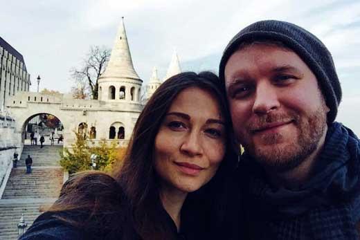 Антон Денисенко и Ирина Жиркова