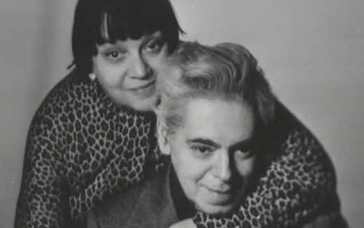 Аркадий Райкин с женой 3