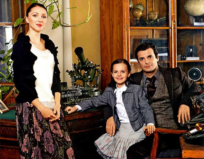 Виктория Адельфина и Сергей Астахов