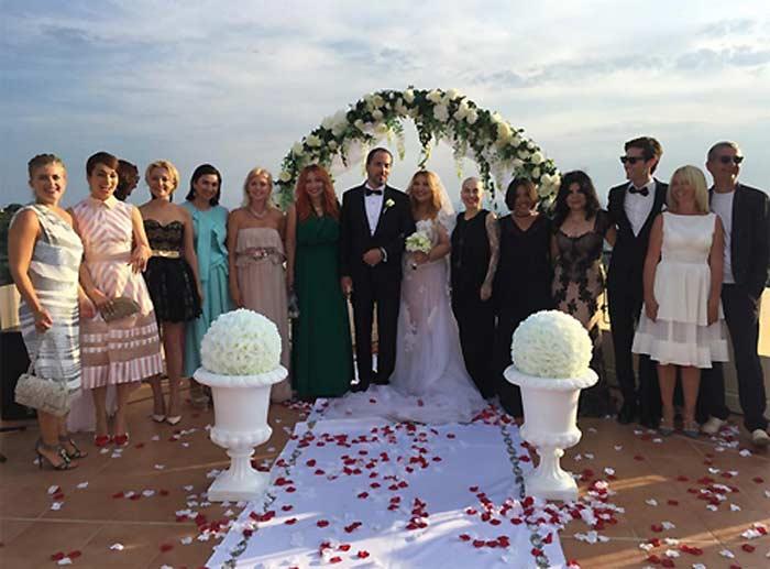 Свадьба Азизы и Рустама