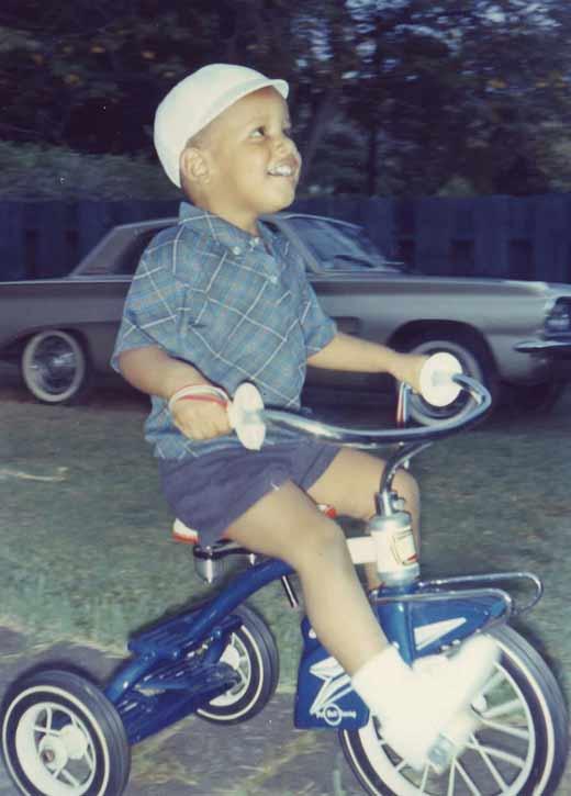 Барак Обама в детстве 3