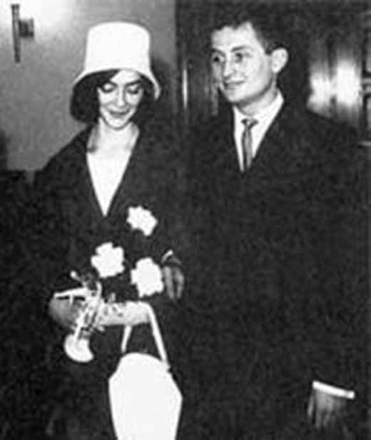 Барбара Брыльска и Ян Боровец
