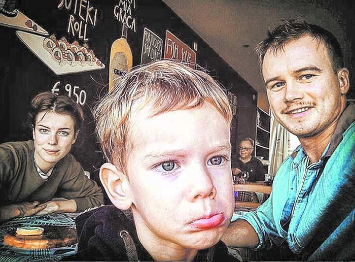 Семья алексея осипова фото что-то вашей