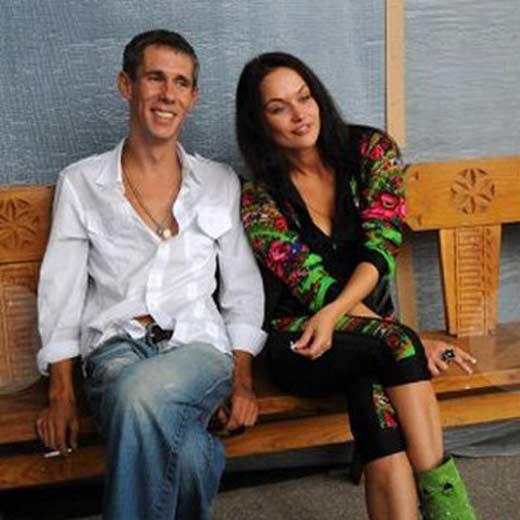 Мария Берсенева и Алексей Панин