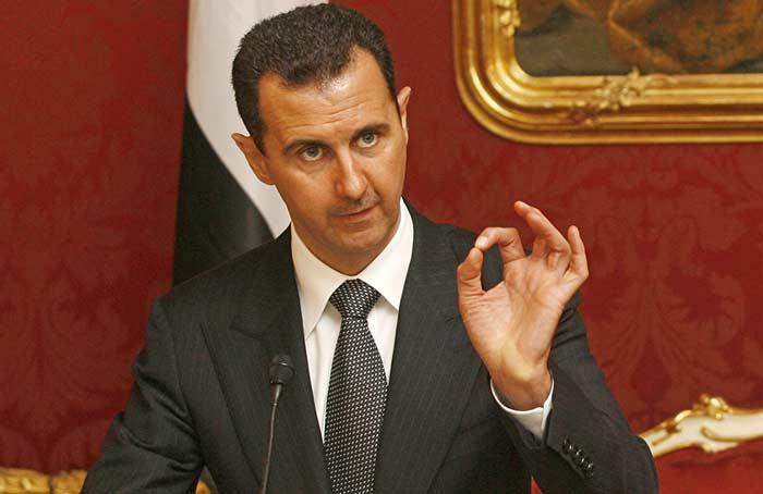Башар Асад 5