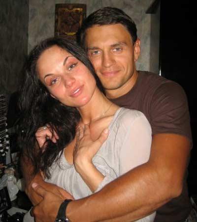 Мария Берсенева с мужем Николаем