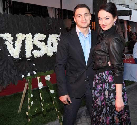 Мария Берсенева с мужем Николаем 2