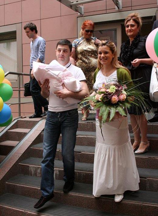 Ксения Бородина и Юрий Будагов 2