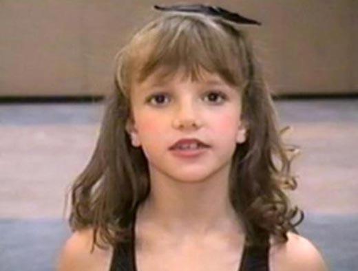 Бритни Спирс в детстве 2