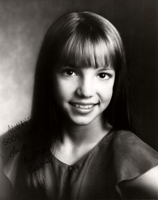 Бритни Спирс в детстве 5