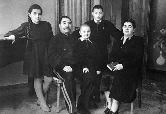 Семён Будённый с третьей женой Марией Васильевной