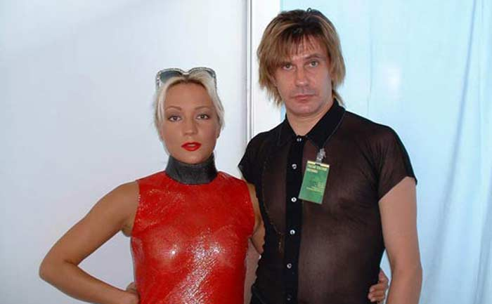 Татьяна Буланова и Николай Тагрин 2