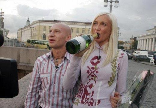 Ольга Бузова и Роман Третьяков 2