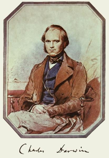 Чарльз Дарвин 2