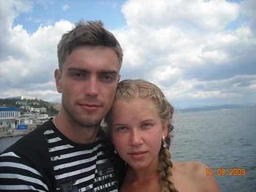 Дарья Баранова и Дмитрий Мухин