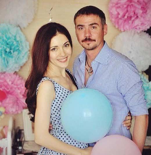 Денис Никифоров с женой Ириной 1
