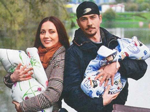 Денис Никифоров с женой Ириной 4