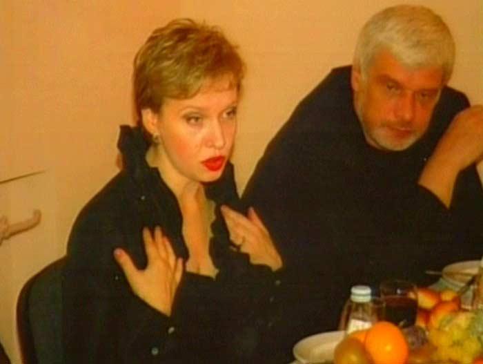 Марина Брусникина и Дмитрий Брусникин