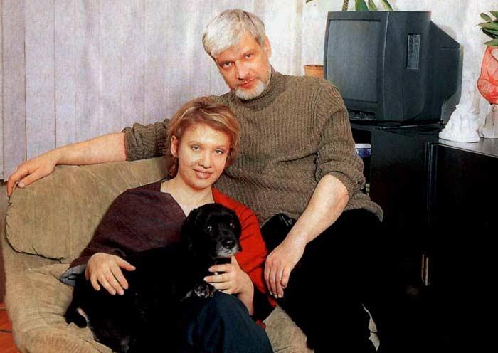 Марина Брусникина и Дмитрий Брусникин 2