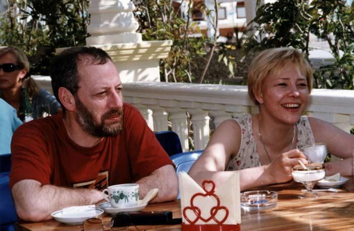 Татьяна Догилева и Михаил Мишин 2