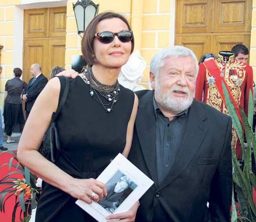 Татьяна Друбич и Сергей Соловьев 3